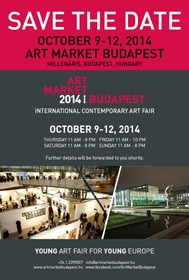 Contemporary art fair at Millenaris between 9-12 October