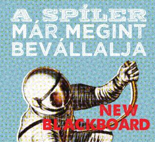 Spíler Original blackboard specials from 1st August