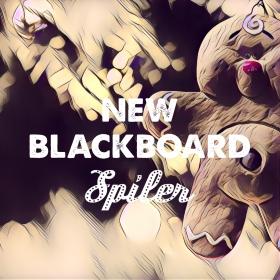 Blackboard specials from 2nd December