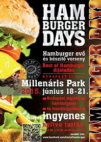 Spíler Burger in a Hamburger Days @ Millenaris