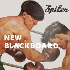 Spíler Original blackboard specials from 5th July